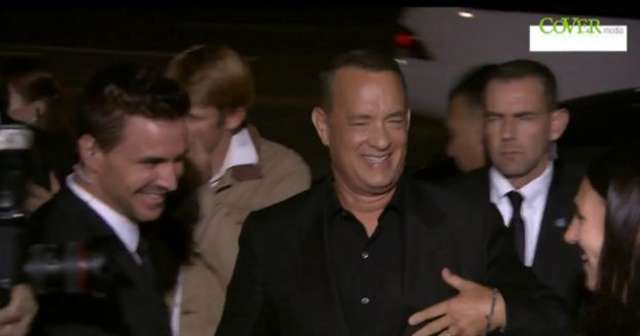 Tom Hanks zagra w nowym filmie Clinta Eastwooda Miracle on Hudson - full image