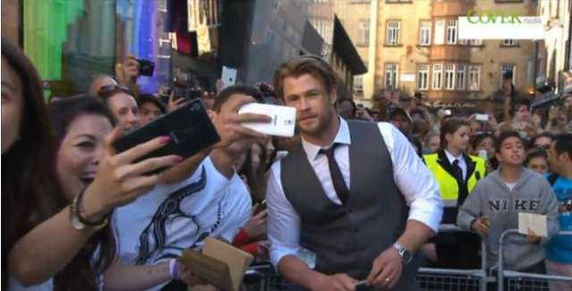 Chris Hemsworth wystąpi w nowej wersji filmuPogromcy duchów - full image
