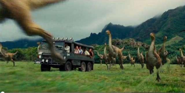 Gwiazdy o filmie Jurassic World: Wciśnie was w fotele! - full image