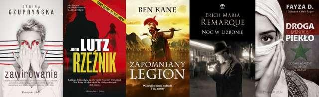 Pięć historii, pięć książek do zdobycia na lato! - full image