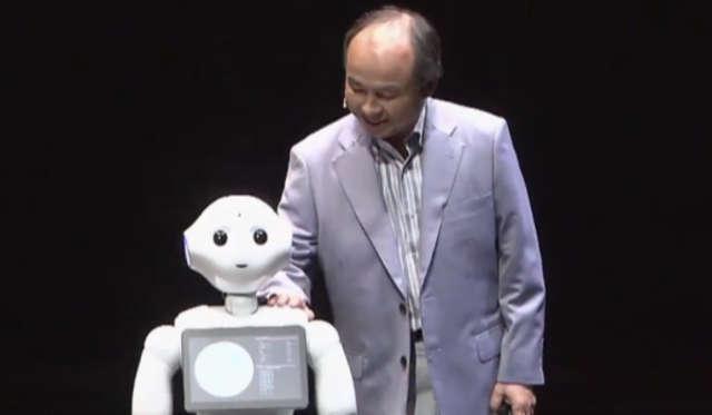 Japoński robot będzie opiekował się starszymi osobami - full image