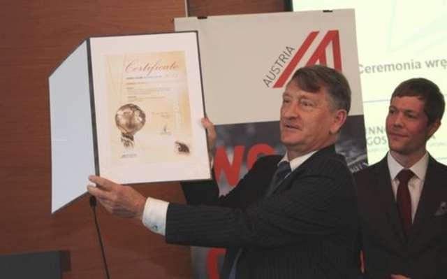 Prestiżowa nagroda energetyczna - full image