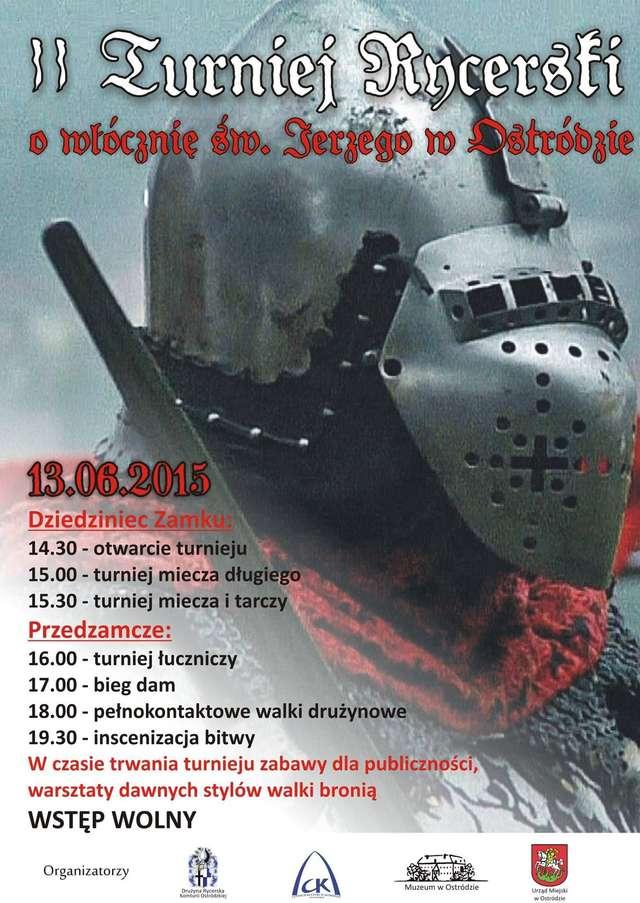 Turniej Rycerski w Ostródzie - full image