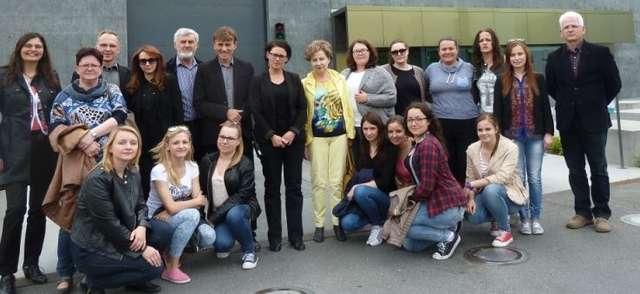 Z wizytą w więzieniu w Berlinie  - full image