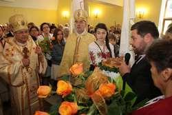 W dwudziestą rocznicę parafii greckokatolickiej w Ornecie
