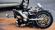 Motocyklista ciężko ranny w wypadku pod Płońskiem
