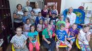 Ostrołęka: Dziennikarze zabrali najmłodszych w niezwykłą podróż