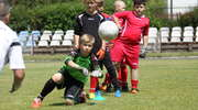 Pokazowy trening szkółki piłkarskiej Legia-Bart Bartoszyce