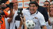 Diego Maradona wystartuje w wyborach na prezydenta FIFA