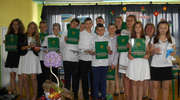 Uroczyste zakończenie roku szkolnego w Szkole Podstawowej w Kiełpinach