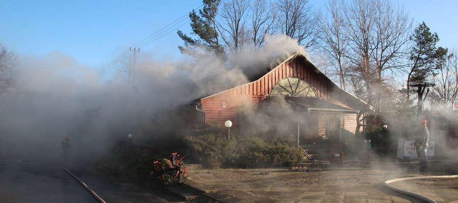 Ozonowanie usunie także zapach spalenizny z pomieszczeń i sprzętów, które były poddane zadymieniu, np. w czasie pożaru