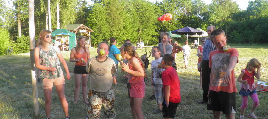 Hula-hop w Witowie