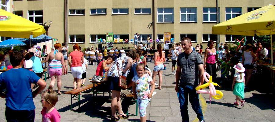 Festyn rodzinny zorganizowano w Zespole Placówek po raz pierwszy