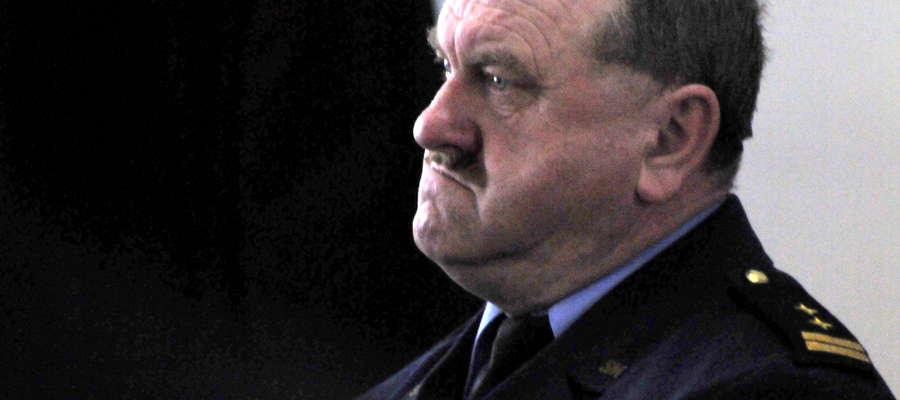 Wacław Chęciński komendant żuromińskiej Straży Miejskiej będzie miał  niespokojny czerwiec