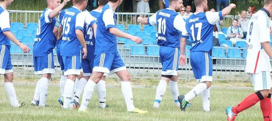 I piłkarze, i kibice Cresovii Górowo Iławeckie liczą, że w niedzielę będą mieli wiele powodów do radości