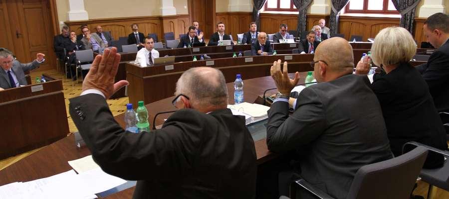 """Podczas sesji radni przegłosowali projekt uchwały w sprawie przyjęcia """"Zintegrowanego Programu Rozwoju Przestrzennego Śródmieścia Olsztyna"""""""