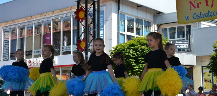 Grand Prix Festiwalu otrzymała grupa Motylki z Przedszkola Miejskiego nr 7