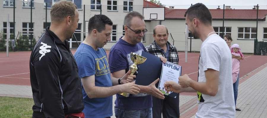 Pat-Rol wygrywa Gminną Ligę Piłki Nożnej