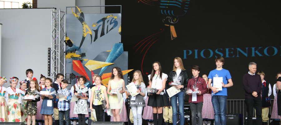 Młodzi artyści z naszego regionu zajęli znakomite miejsca w Opolu!