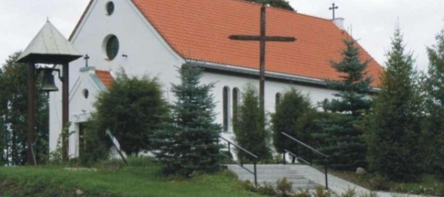 Kościół p.w. Michała Archanioła w Żytkiejmach