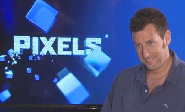 Adam Sandler: Sprzedawałem lody i pracowałem na stacji benzynowej - full image