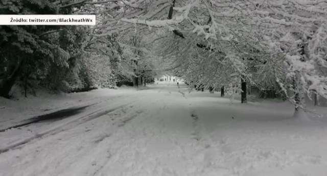 W Europie upały, a w Australii rekordowe opady śniegu - full image