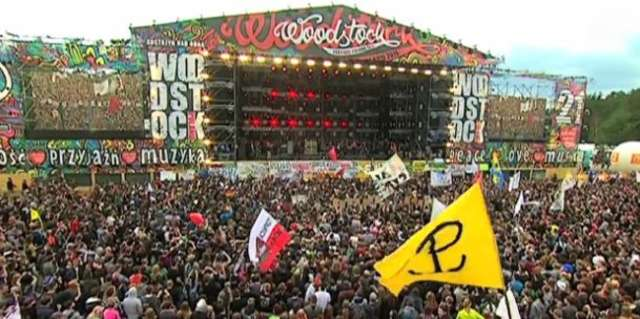 Wystartował przystanek Woodstock - full image