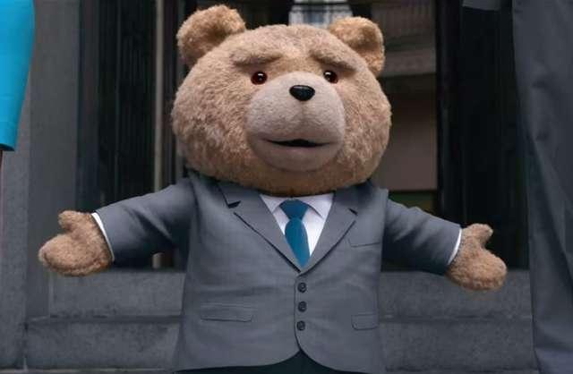 Nadciąga Ted 2! W kinach od 10 lipca! - full image