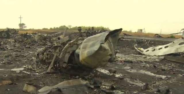 Minął rok od zestrzelenia Boeinga nad Donbasem - full image