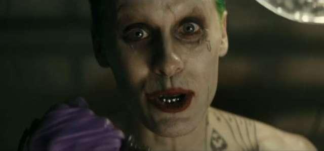 Jared Leto jako Joker w zwiastunie Suicide Squad - full image
