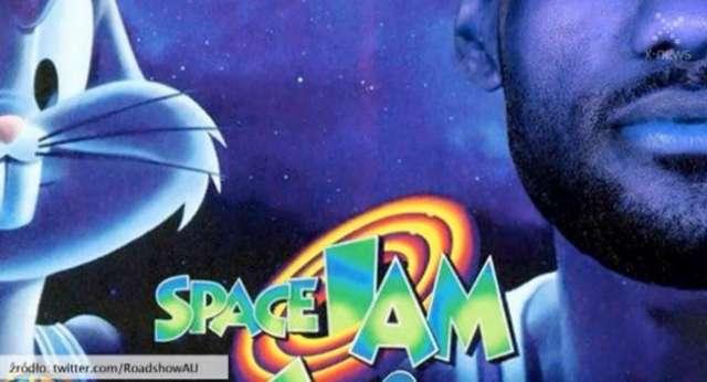 LeBron James idzie śladami Jordana. Gwiazdor zagra w kontynuacji Kosmicznego meczu - full image
