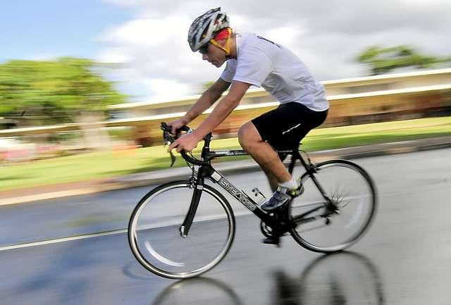 Przyjemne z pożytecznym, czyli rowerem po zdrowie - full image