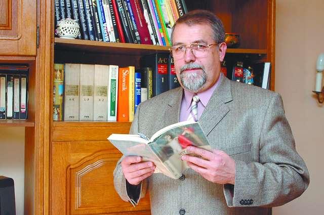 Dr hab. Janusz Heller, prof. UWM, dziekan Wydziału Nauk Ekonomicznych - full image