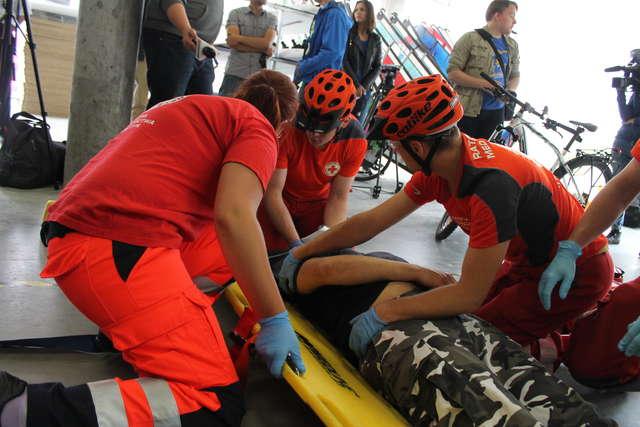 Zakończyły się Mistrzostwa Warmii i Mazur w Ratownictwie Medycznym - full image