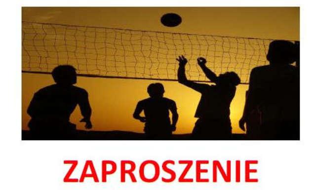 Otwarty turniej siatkarski - full image