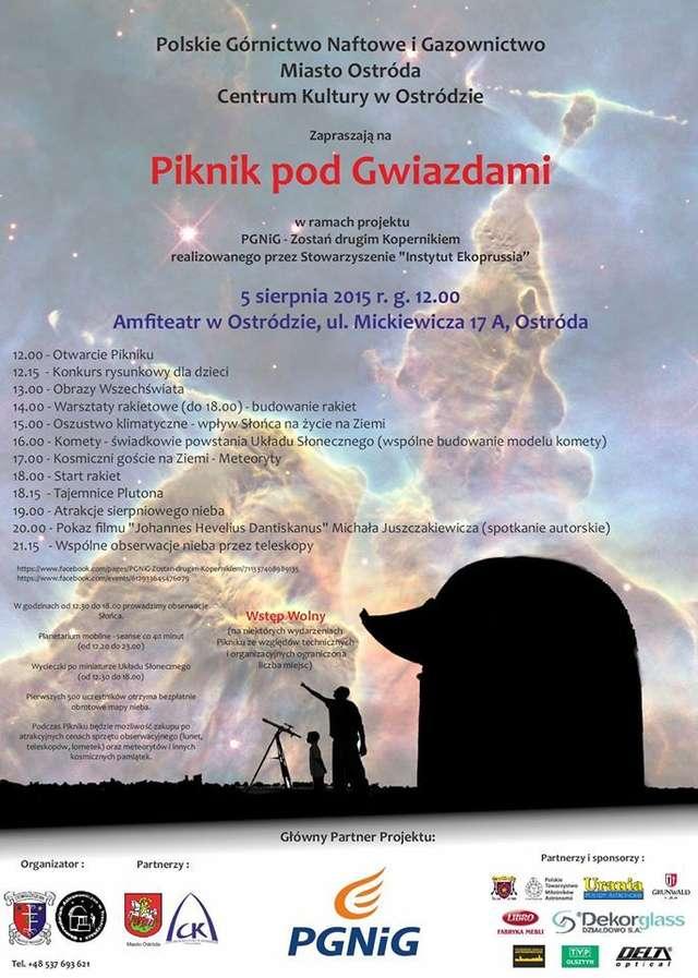 Piknik pod Gwiazdami! - full image