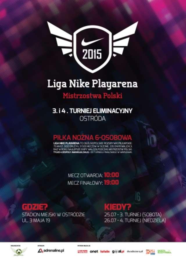 Mistrzostwa Polski Ligi Nike Playarena 2015 - full image