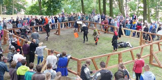 XVIII Turniej Rycerski na zamku w Nidzicy - full image