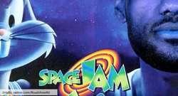 LeBron James idzie śladami Jordana. Gwiazdor zagra w kontynuacji Kosmicznego meczu
