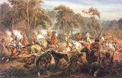 Juliusz Kossak, Bitwa pod Ignacewem,