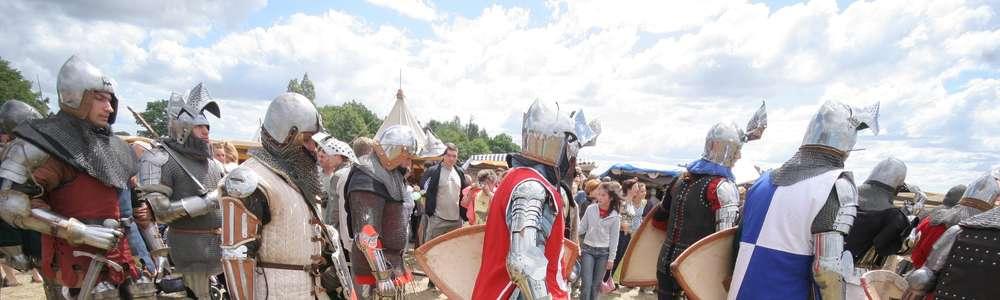 Wielka bitwa pod Grunwaldem! Rycerze już gotują się do boju