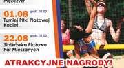 III Otwarte Mistrzostwa Kętrzyna w Siatkówce Plażowej