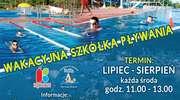 """Bezpłatna nauka pływania na kętrzyńskim basenie """"Kętrzynianka"""""""