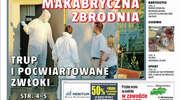 """O czym napisaliśmy w najnowszym """"Gońcu Bartoszyckim""""?"""