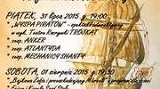 Festiwal Jeziorak Szanty w piątek i sobota (31.07, 1.08)
