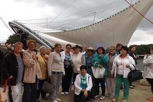 Seniorzy z Dźwierzut na Pikniku Country