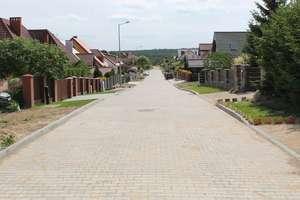 Skończyli budowę ulic na os. Wadąg