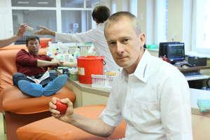 Krew rajdowca pomoże potrzebujących. Nasza akcja się kręci!