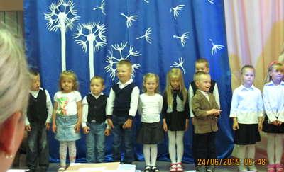 Zakończenie roku szkolnego w Piotrowcu