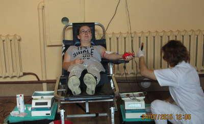 Akcja krwiodawcza w Baniach Mazurskich